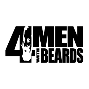 4 Men With Beards
